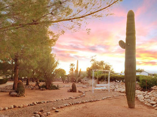 MISSION VIEW RV RESORT at TUCSON, AZ