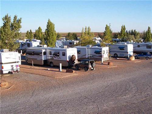 METEOR CRATER RV PARK at WINSLOW, AZ