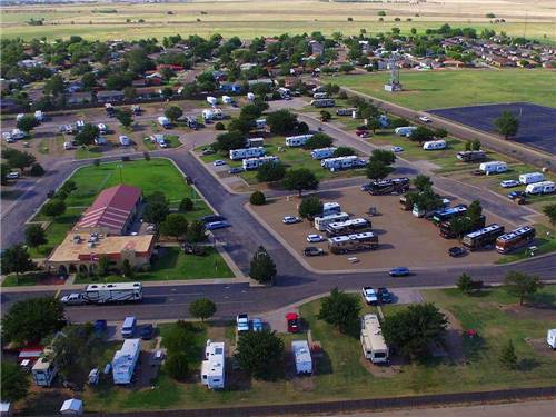 AMARILLO RANCH RV PARK at AMARILLO, TX