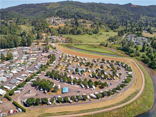 BROOKHOLLOW RV PARK at KELSO, WA