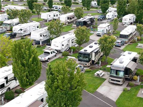 PHOENIX RV PARK at SALEM, OR