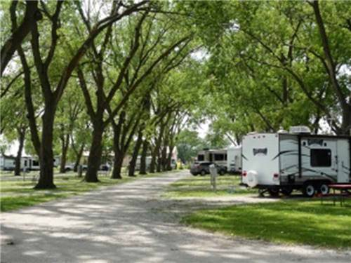 ON-UR-WA RV PARK at ONAWA, IA