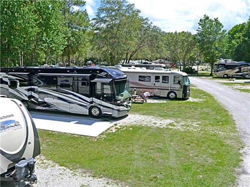 INDIAN FOREST CAMPGROUND at ST AUGUSTINE, FL