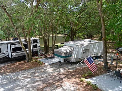 COMPASS RV PARK at ST AUGUSTINE, FL