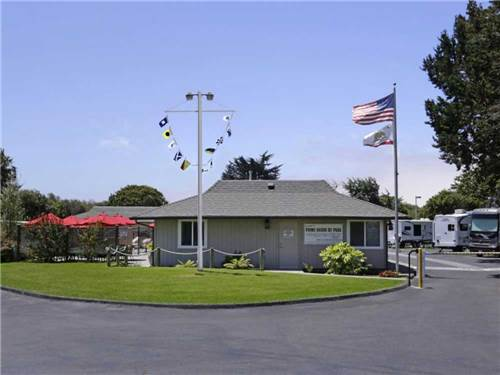 PISMO SANDS RV PARK at OCEANO, CA
