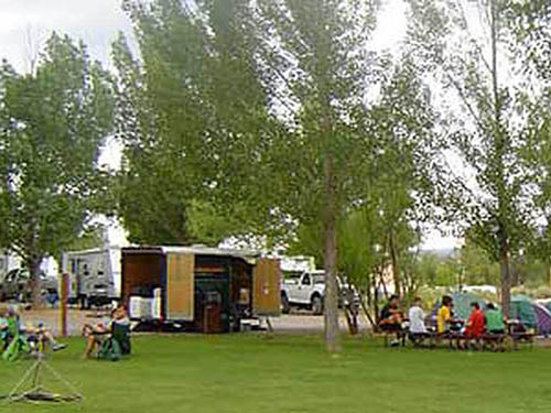 THOUSAND LAKES RV PARK & CAMPGROUND at TORREY, UT