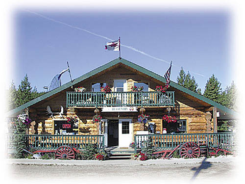 HI COUNTRY RV PARK at WHITEHORSE, YT