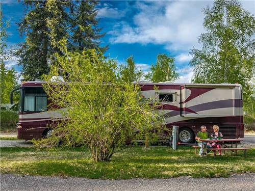 RIVERS EDGE RV PARK & CAMPGROUND at FAIRBANKS, AK