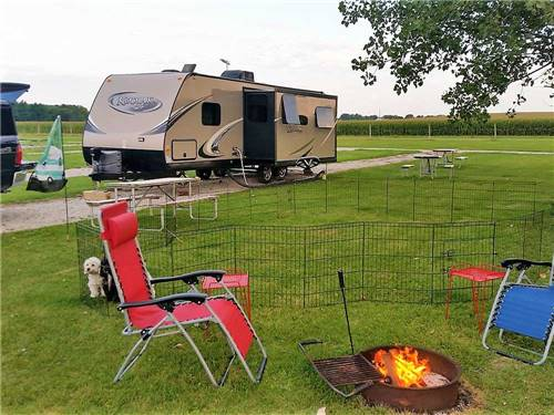AMANA COLONIES RV PARK at AMANA, IA