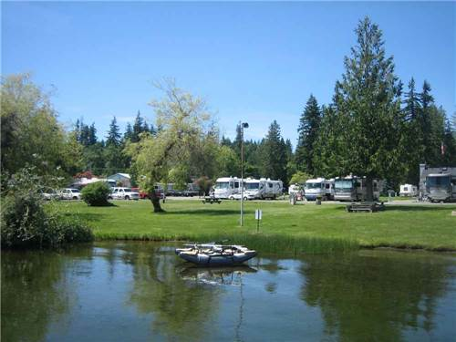 CEDAR GROVE SHORES RV PARK at STANWOOD, WA