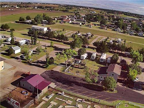 TRIPLE J RV PARK at RUSSELL, KS