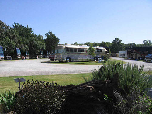 CEDAR OAKS RV RESORT at GROVE, OK