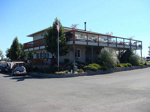 COLUMBIA RIVERFRONT RV PARK at WOODLAND, WA