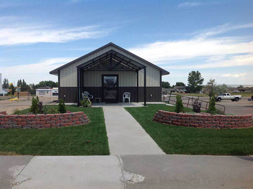 MOUNTAIN VIEW RV PARK at WHEATLAND, WY