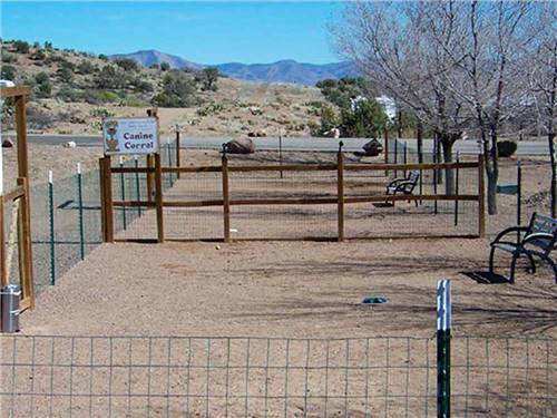 BLAKE RANCH RV PARK at KINGMAN, AZ