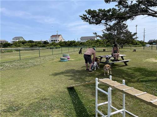 CAMP HATTERAS RV RESORT & CAMPGROUND at RODANTHE, NC