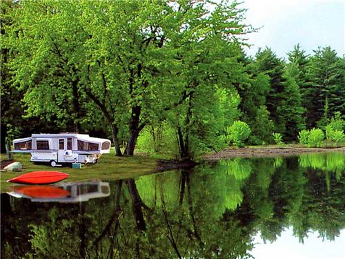 Lake George Escape Camping Resort