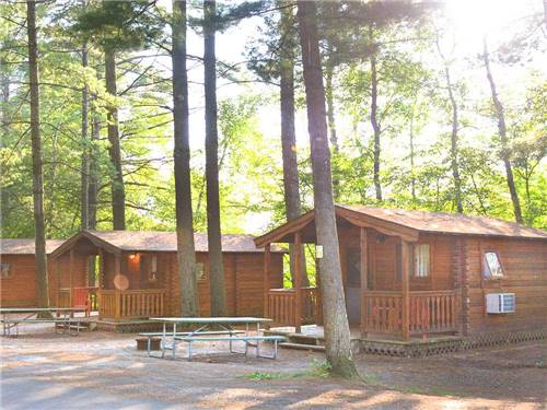 LAKE GEORGE ESCAPE CAMPING RESORT at LAKE GEORGE, NY