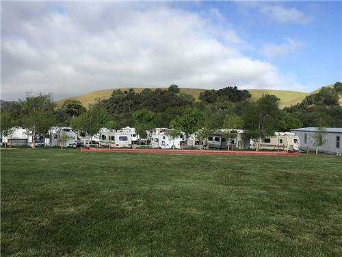 BETABEL RV PARK at SAN JUAN BAUTISTA, CA