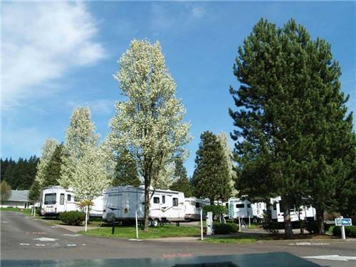Portland Oregon Rv Parks Portland Campgrounds Rv