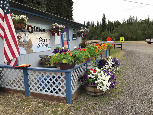 RIVERVIEW RV PARK at FAIRBANKS, AK