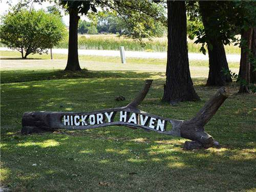 HICKORY HAVEN CAMPGROUND at KEOKUK, IA