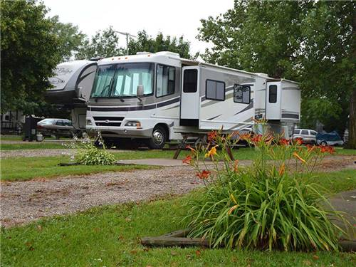 INTERSTATE RV PARK at DAVENPORT, IA