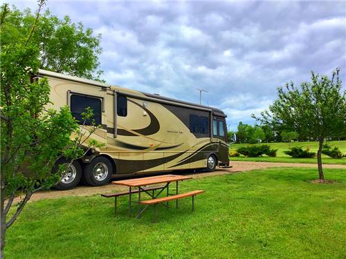 NEW FRONTIER RV PARK at PRESHO, SD
