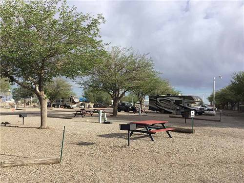 TOWN & COUNTRY RV PARK at ROSWELL, NM