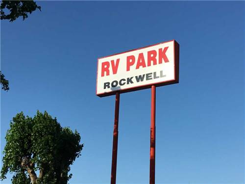 ROCKWELL RV PARK at OKLAHOMA CITY, OK