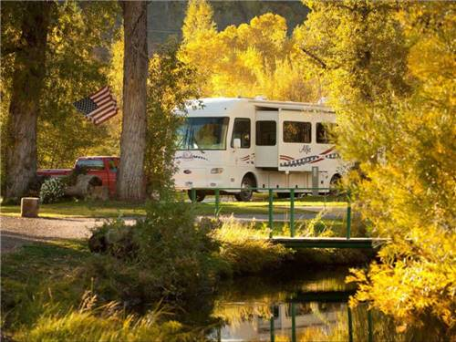 BAYFIELD RIVERSIDE RV PARK at BAYFIELD, CO