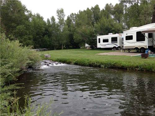 BAYFIELD RIVERSIDE RV PARK at DURANGO, CO