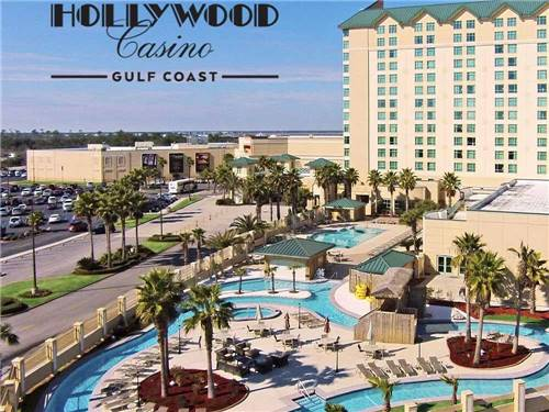 Hollywood Casino RV Park- Gulf Coast