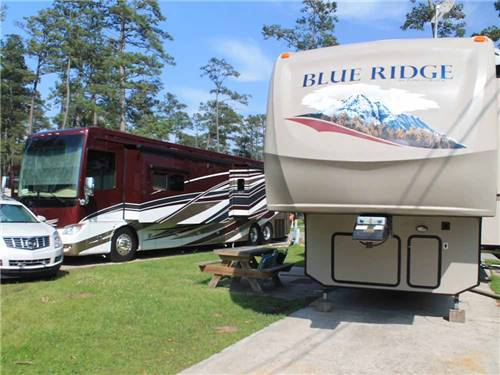 Pine Crest RV Park of New Orleans