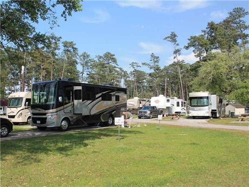 PINE CREST RV & MH PARK OF NEW ORLEANS at SLIDELL, LA