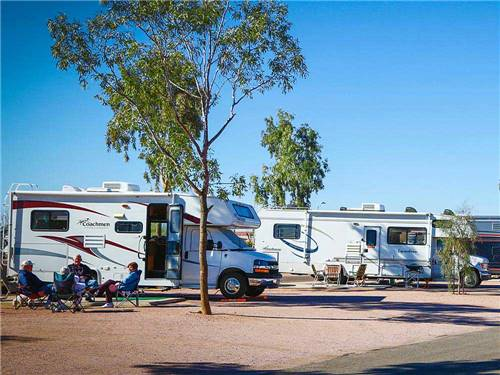 FIESTA GRANDE RV RESORT at CASA GRANDE, AZ