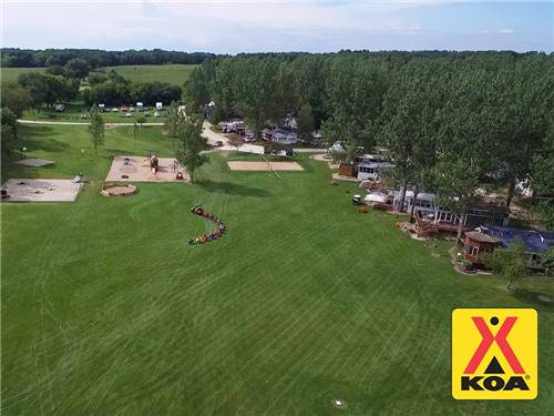 HIDDEN VALLEY RV RESORT & CAMPGROUND at MILTON, WI