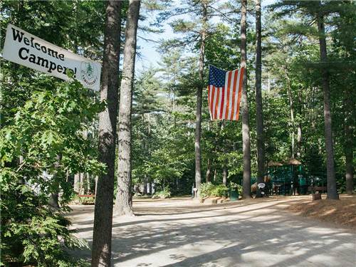 MI-TE-JO CAMPGROUND at MILTON, NH