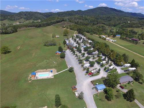BAILEYTON RV PARK & WILLOW VIEW CABINS at BAILEYTON, TN