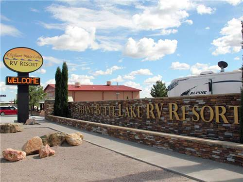 Elephant Butte Lake RV Resort