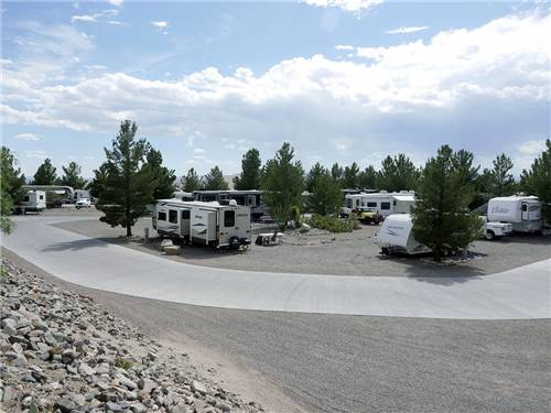 ELEPHANT BUTTE LAKE RV RESORT at ELEPHANT BUTTE, NM