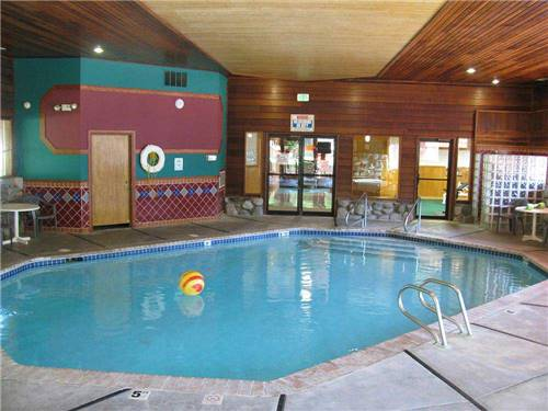 COEUR D ALENE RV RESORT at POST FALLS, ID