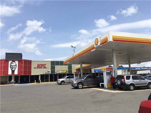 TRAVELCENTERS OF AMERICA RV PARK at GREENWOOD, LA