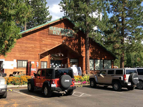 Rancheria Rv Park Hat Creek Ca Rv Parks And