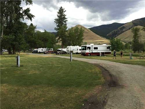 WAGONHAMMER RV & CAMPGROUND at NORTH FORK, ID