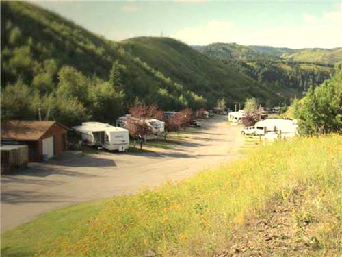 WHISTLER GULCH RV PARK & CAMPGROUND at DEADWOOD, SD
