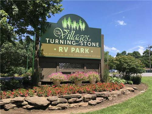 THE VILLAGES AT TURNING STONE RV PARK at VERONA, NY