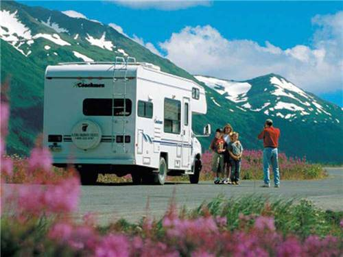 Anchorage Ship Creek RV Park