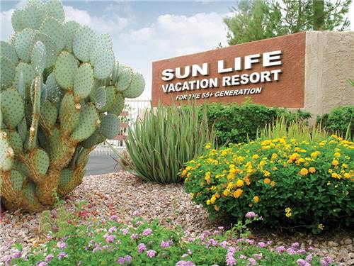 SUN LIFE RV RESORT at MESA, AZ