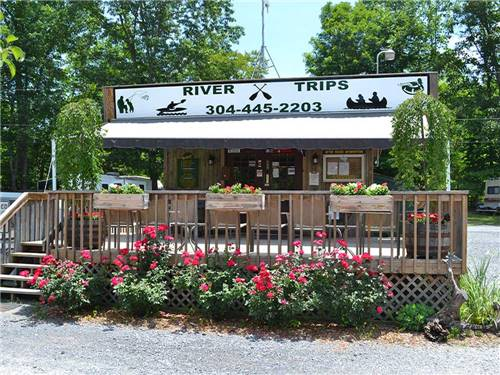 Greenbrier River Campground Alderson Wv Rv Parks And